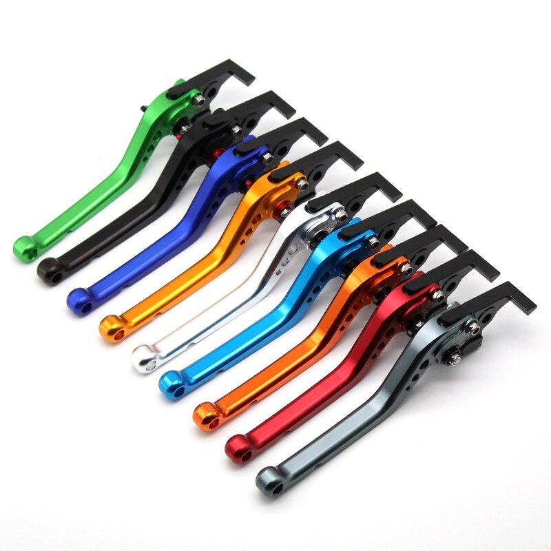 Corto/largo palancas de embrague de freno para KAWASAKI NINJA ZX1400 ZX14R ZX-14 ZX-14R ZZR1400 GTR1400 CONCOURS 14 accesorios de la motocicleta