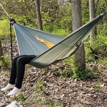 Ultra-lightweight hammock 12KN Aluminum Buckle Carabiner Mini