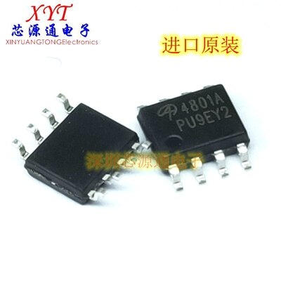 5 uds/AO4801A 4801A ST24C32WP 24C32WP 4502C APM4502C UP6109ASA8 UP6109ASAB sop8 sop-8