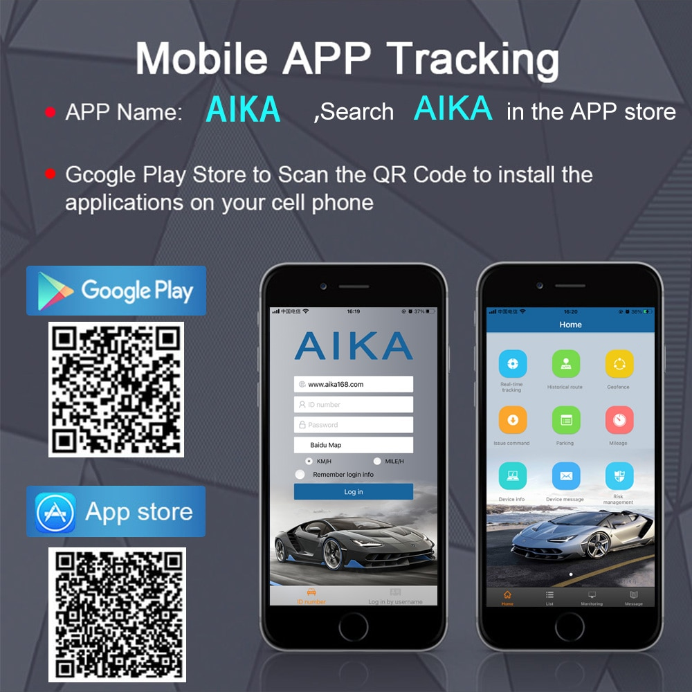 Real 4G Car GPS Tracker 9-95V Working Range Motorcycle GPS Locator Tracking Device Cut Off Oil Engine Geo-fence Free APP Track enlarge