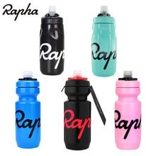 Rapha 620ml Cycling Water Bottle Bicycle kettle Leak-proof Squeezable Taste-free BPA-free Plastic Ca