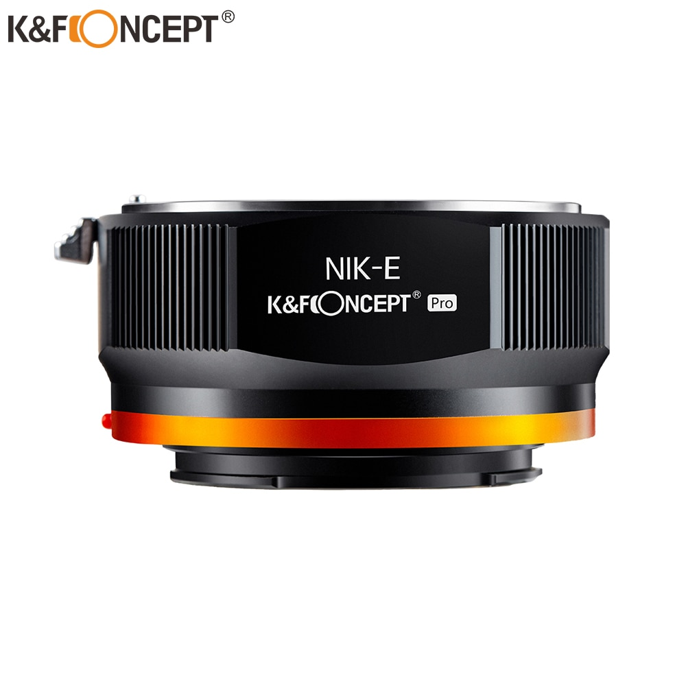 K & F مفهوم نيك عدسة إلى NEX برو E محول تركيب لنيكون AI عدسة لسوني NEX E جبل كاميرا محول العدسة