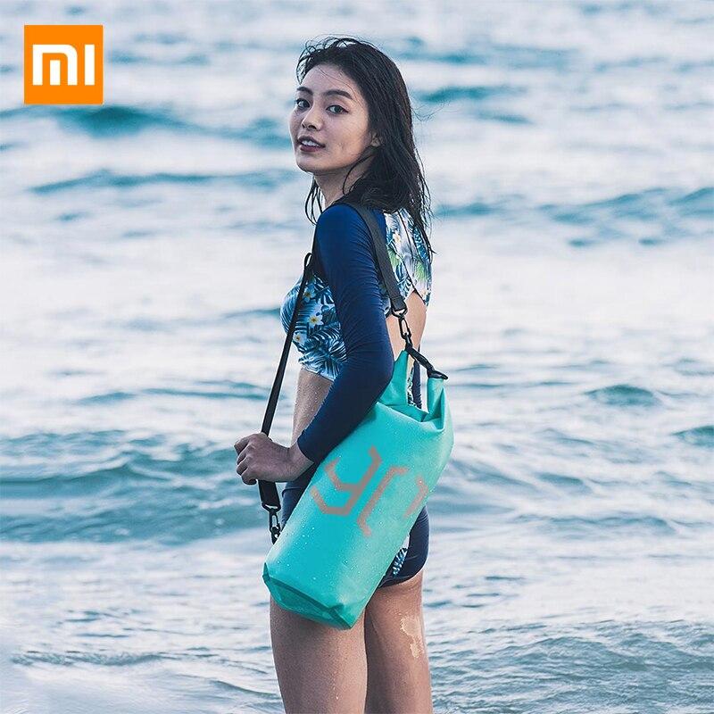 Xiaomi bolsa impermeable para exteriores, mochila impermeable para senderismo, mochila impermeable, bolsa de buceo, bolsas para nadar, bolsa resistente al agua