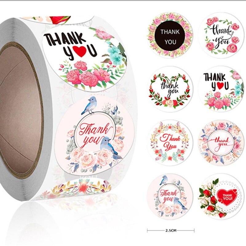 50pcs-faccina-adesivo-grazie-adesivi-otto-colori-amore-cuore-fatto-a-mano-etichetta-da-forno-etichetta-ricompensa-regalo-di-nozze-festival-bambini