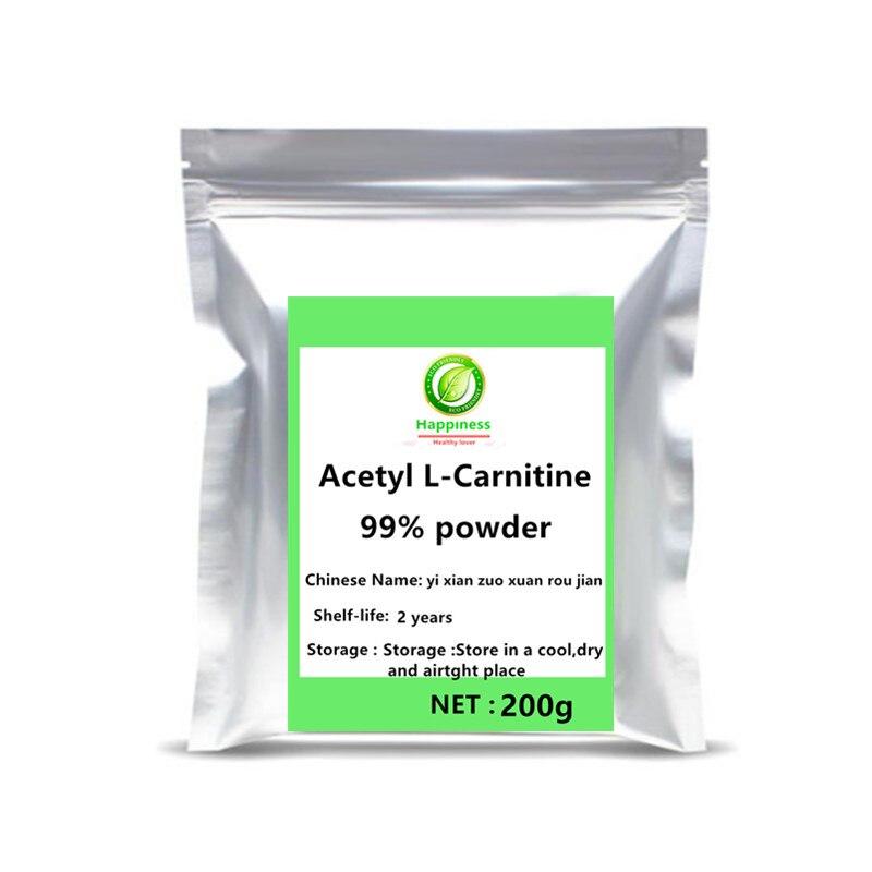 ¡Alta calidad 99% acetil L-carnitina polvo ajustable de las mujeres/los hombres deportes top suplemento nutricional quemar grasa crema envío gratis!