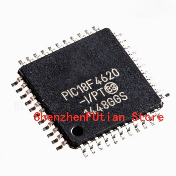 10 قطعة/الوحدة PIC18F4620-I/PT PIC18F4620 18F4620 TQFP44