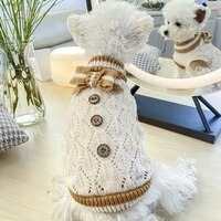 new pet products winter dog clothing coat jacket sweater cotton small pet dog clothes for dogs yorkies overalls for dogs clothes