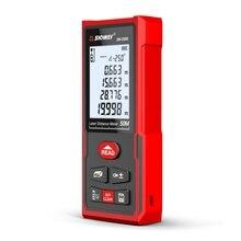 SNDWAY télémètre Laser télémètre numérique télémètre 120m 100m 70m 50m niveau électronique ruban règle Angle mesure