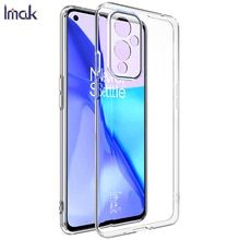 For OnePlus 9 Case IMAK Ultra Thin Soft TPU Clear Back Cover Phone Cases For OnePlus 9 5G
