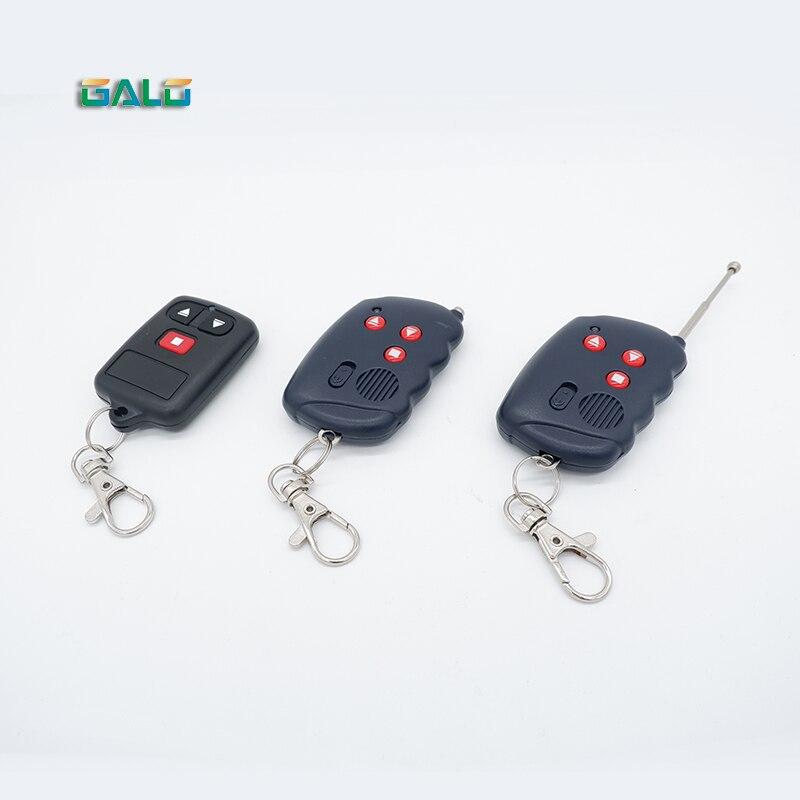 Clonación/duplicadora, 418MHz, mando a distancia, para abridor de puerta 1800kg, transmisor remoto/sistema de barrera de puerta, compatible con código de soldadura
