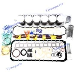 Para nissan tb42 reconstruir kit aplicação komatsu FG50-7 FG60-7 forkilft TB42-1D-F modelo de motor diesel FG50A-7 TB42-1C-F