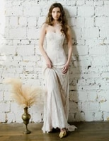 new camisole medium and long brassiere lace fairy dress