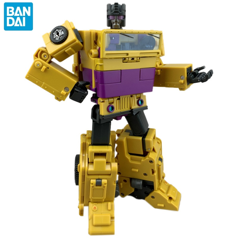 Bandai Transforming Toys MMC OX PS-15 Scam Huntian Leopard Reprint 18cmABS Model Collection Children's Giftstoys