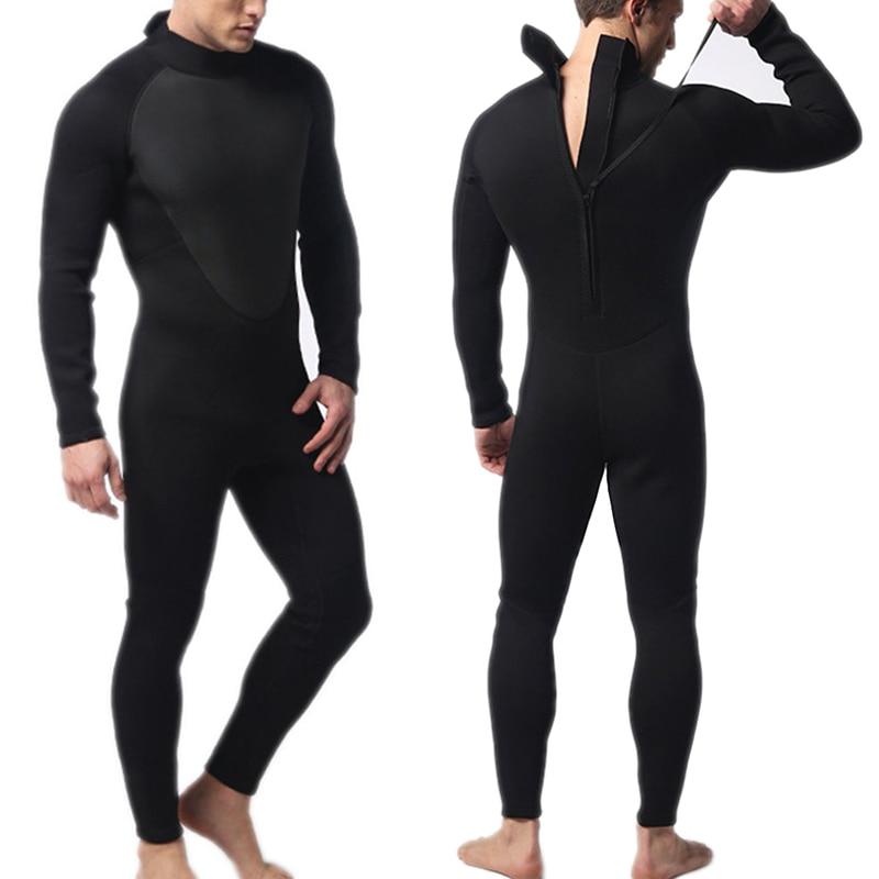 الرجال كامل ارتداءها بذلة 3 مللي متر بدلة غطس بسط السباحة تصفح الغوص XR-Hot
