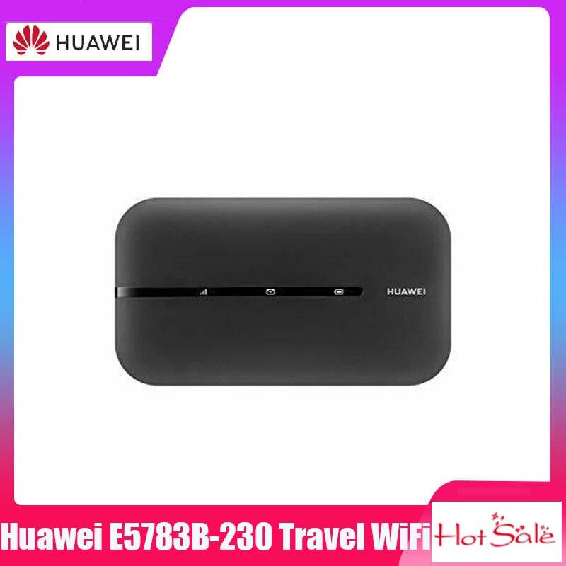 huawei e5783b 230 viagem wifi hotspot superfast 4g 300mbps roteador sem fio preto