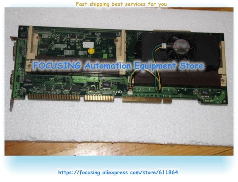 الأصلي ROCKY-P228BX-4.0 المزدوج وحدة المعالجة المركزية اللوحة الصناعية