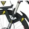 Garde-boue vtt de 26/27 5/29 pouces aile avant et arrière de bicyclette garde-boue de vtt