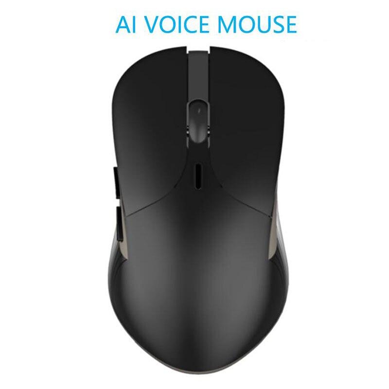 AI Smart Mouse-traductor de voz instantáneo, inalámbrico, ratón Artificial, traductor de idiomas para el trabajo y el estudio
