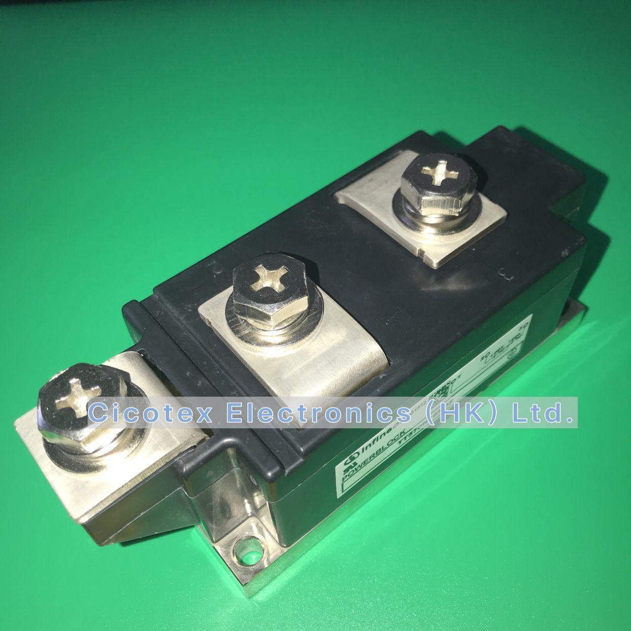 Módulo de Potência IGBT TT570N16KOF