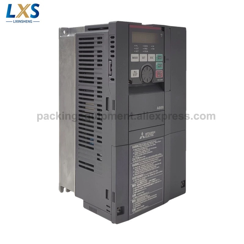 Inversor de corriente japonés Mitsubishi FR-A840 convertidor de frecuencia de FR-A840-00126-2-60 para máquina de impresión