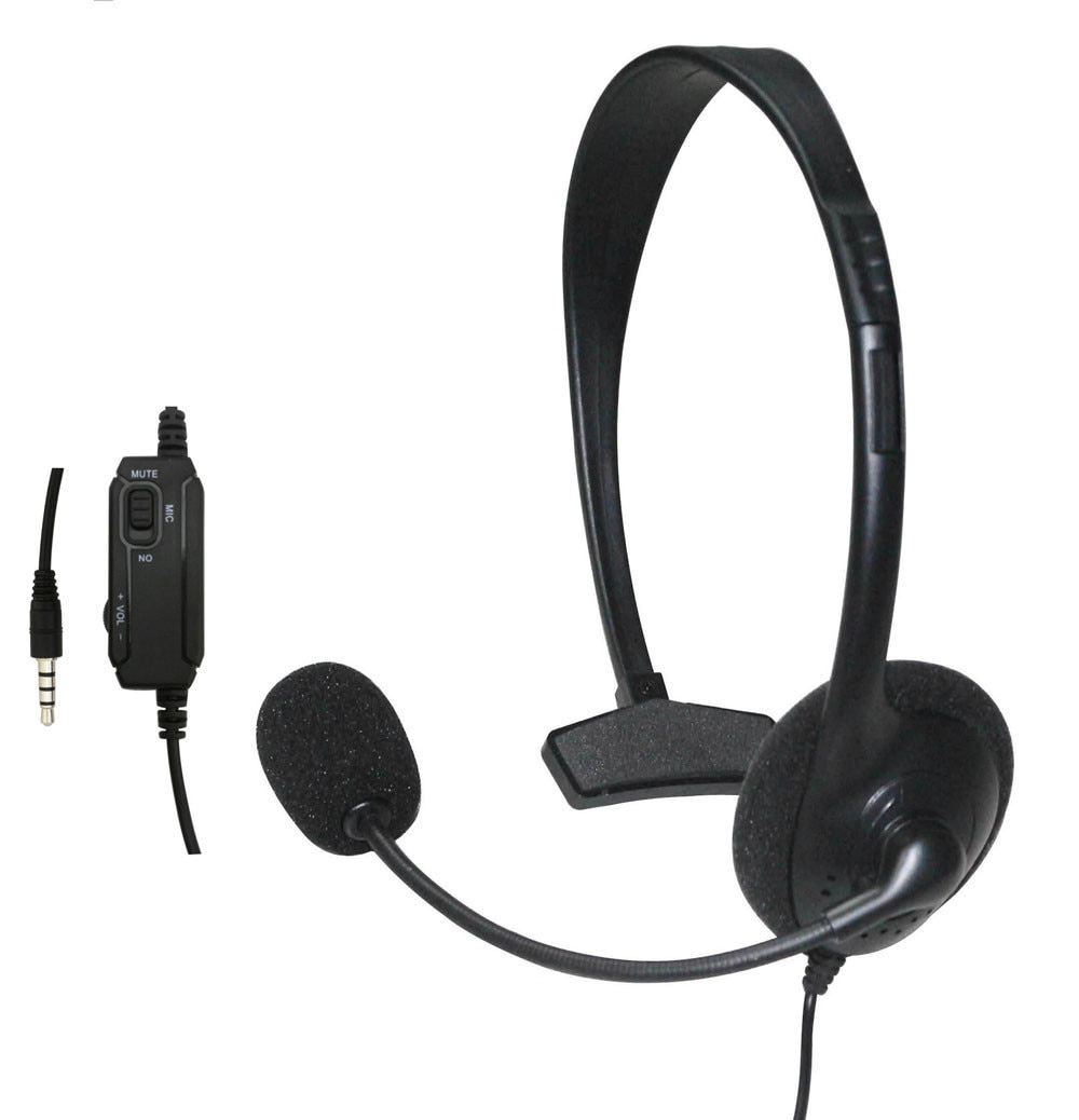 Wired Headsets 3.5mm Gaming Headset Headphone Earphone Music Microphone For Ps4 Play Station 4 Game