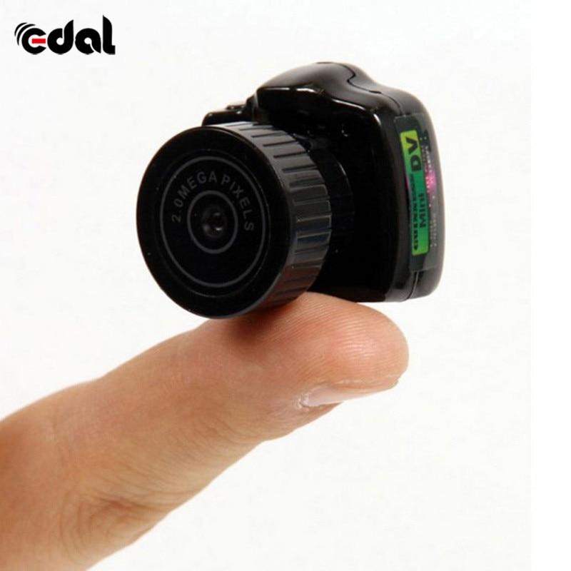 Mini cámara videocámara grabadora de vídeo DVR webcam nueva moda novedosa Micro PORTÁTIL