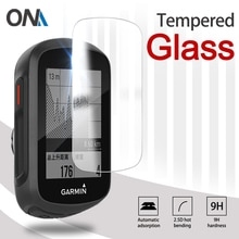 5Pcs Tempered Glass For Garmin Edge 130 510 530 820 830 1000 1030 GPS Bicycle stopwatch Screen Prote