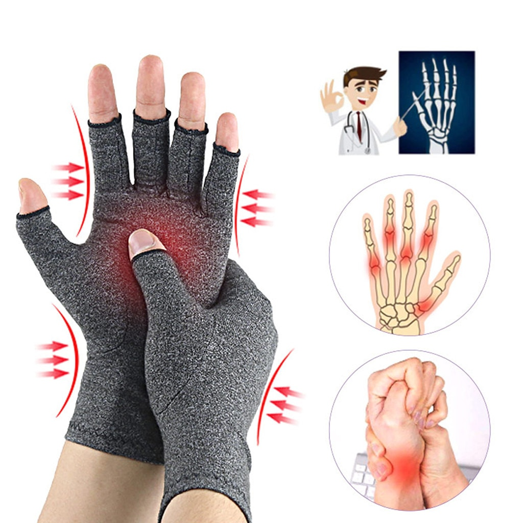 2020 Unisex mitad sin dedos guantes de ciclismo de las mujeres no...