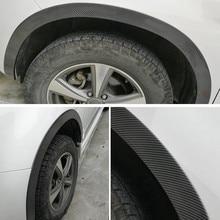 Garde-boue de garde-boue de voiture   Arcs dextension, garde-boue, garnitures de bande PP, amortissement gris non peint pour Kia Ceed