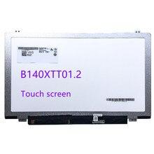 For Dell Inspiron 14-3443 14-5447 14-5448 14-5439 B140XTT01.2 B140XTT01.3 HB140WHA-101 Laptop LCD Sc