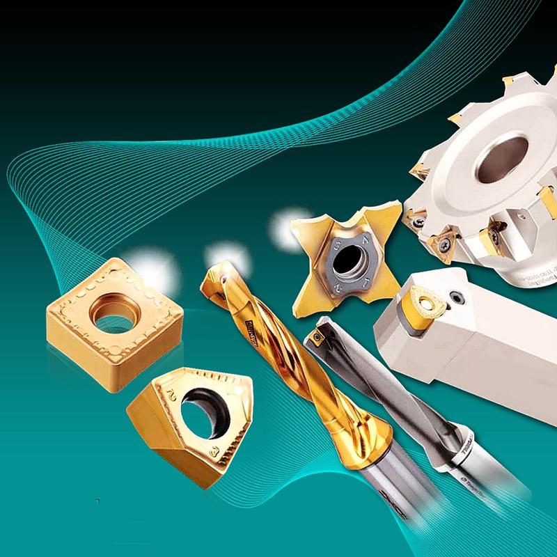 جديد الأصلي الصين التصنيع باستخدام الحاسب الآلي شفرة CCGX120408-LC YBG101 كربيد إدراج YBG101 CCGX120408LC