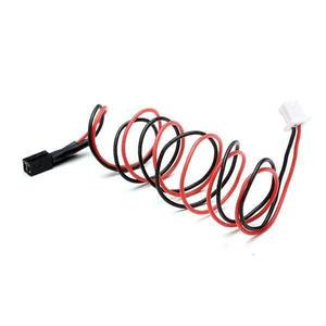 Tail Motor Cable for XK K124 RC Helicopter Spare parts accessories Tail Motor Connecting line XK.2.K124.016