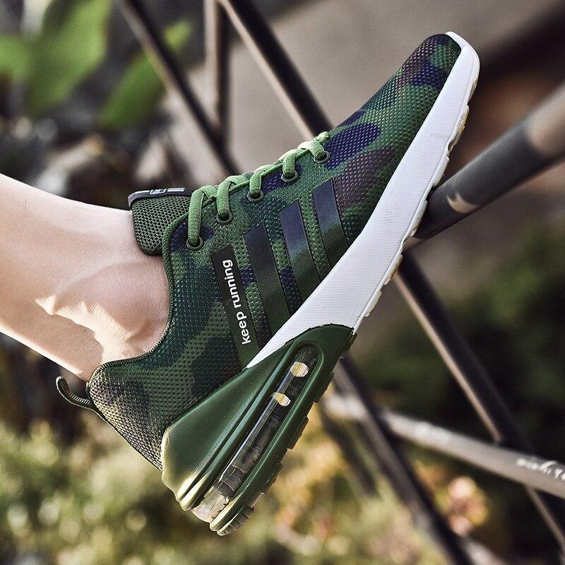 Zapatillas para correr, zapatos deportivos de moda para hombre de talla grande, zapatos informales para hombre, cómodas zapatillas deportivas para hombre y mujer