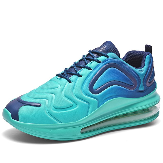 Brand Men Women Sports Running Shoes Air Cushion Athletic Shoes Sneakers Men Comfortable Trainers Walking Jogging Shoes Footwear