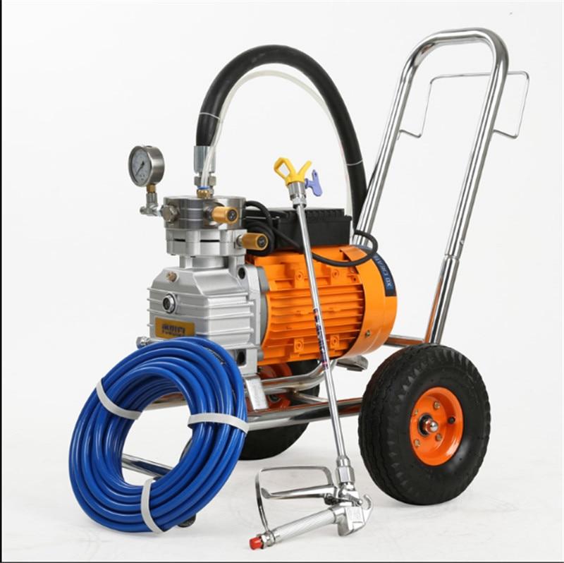 3000 واط عالية الضغط جديد آلة الرش الرش المهنية الرش بندقية عالية الجودة آلة اللوحة أداة