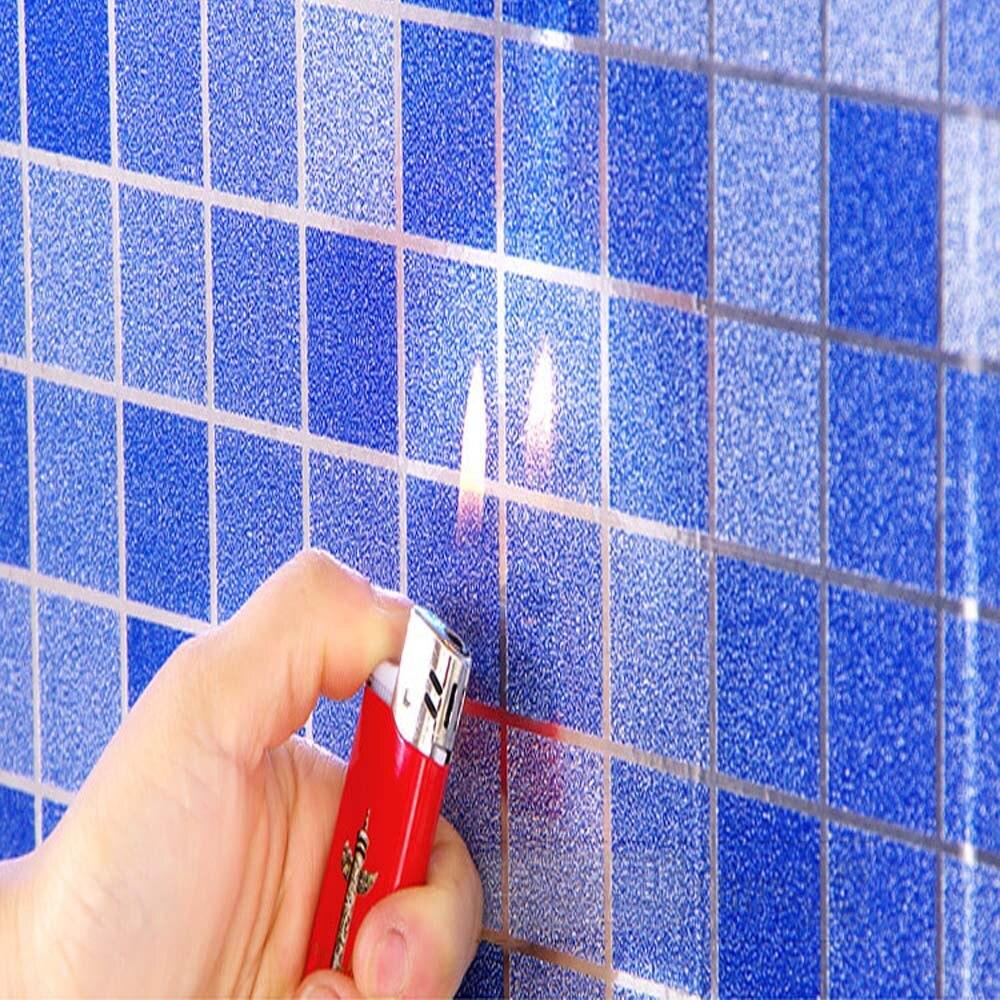 Pegatinas autoadhesivas impermeables para baño, azulejos de mosaico, papel tapiz, envío gratis, proveedor de temporada de venta