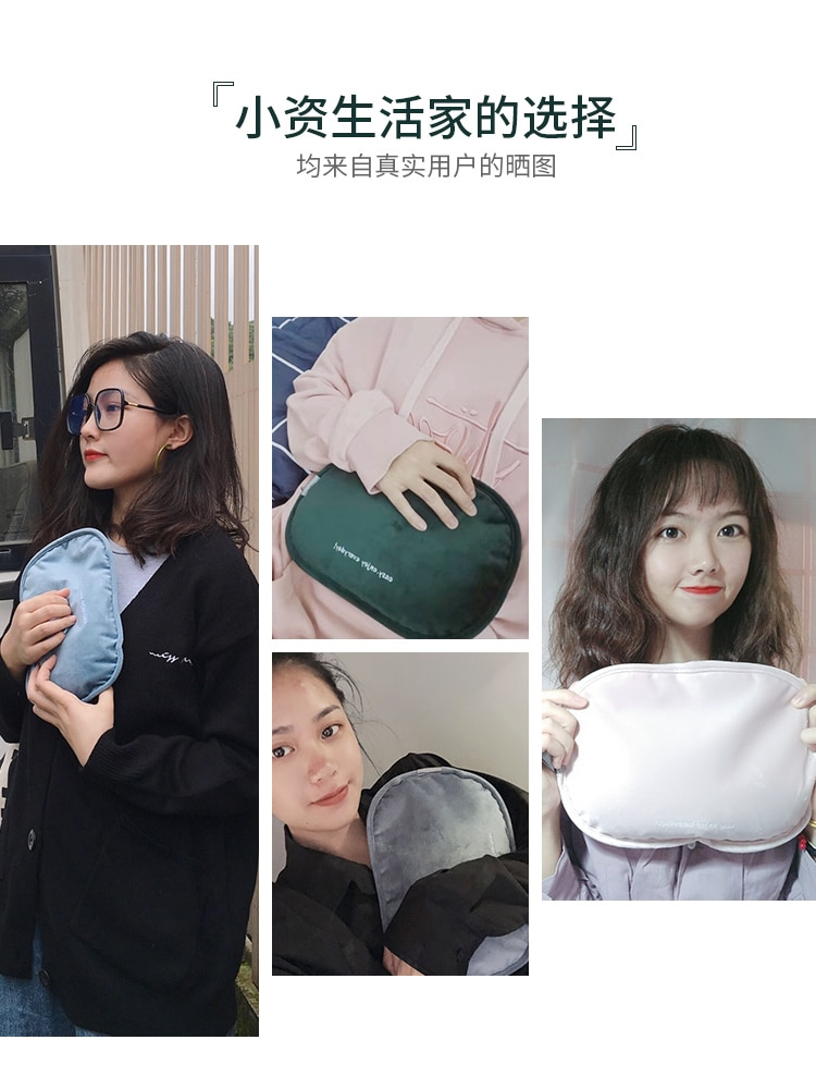 Rechargeable Portable Hand Warmer Students Winter Hot Electric Hand Warmer Belly Reusable Calienta Manos Hands Warmer EB5NSB enlarge