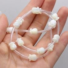 New Product Natural Seashells, Seawater, Petal-shaped Beads, DIY Fine Beauty-style Jewelry Bracelets
