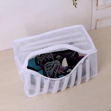 Sac de séchage   Filet rembourré pour lavage, protecteur des chaussures à linge, en Polyester, adapté pour la Machine à laver, sac de séchage
