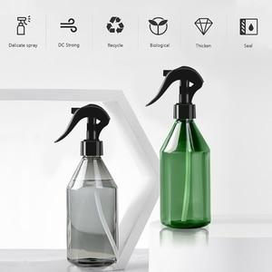5Pcs 300Ml Plastic Empty Spray Bottle Refillable Bottle Atomizer Bottle Hand Trigger Water Spray Bottle for Garden