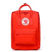Original Mochilas Backpack Mini Classic Backpack Women Men Waterproof Fashion School Bag With Fox Lo