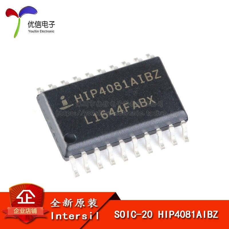 Parche original y genuino HIP4081AIBZ 80V / 2.5A controlador FET de puente
