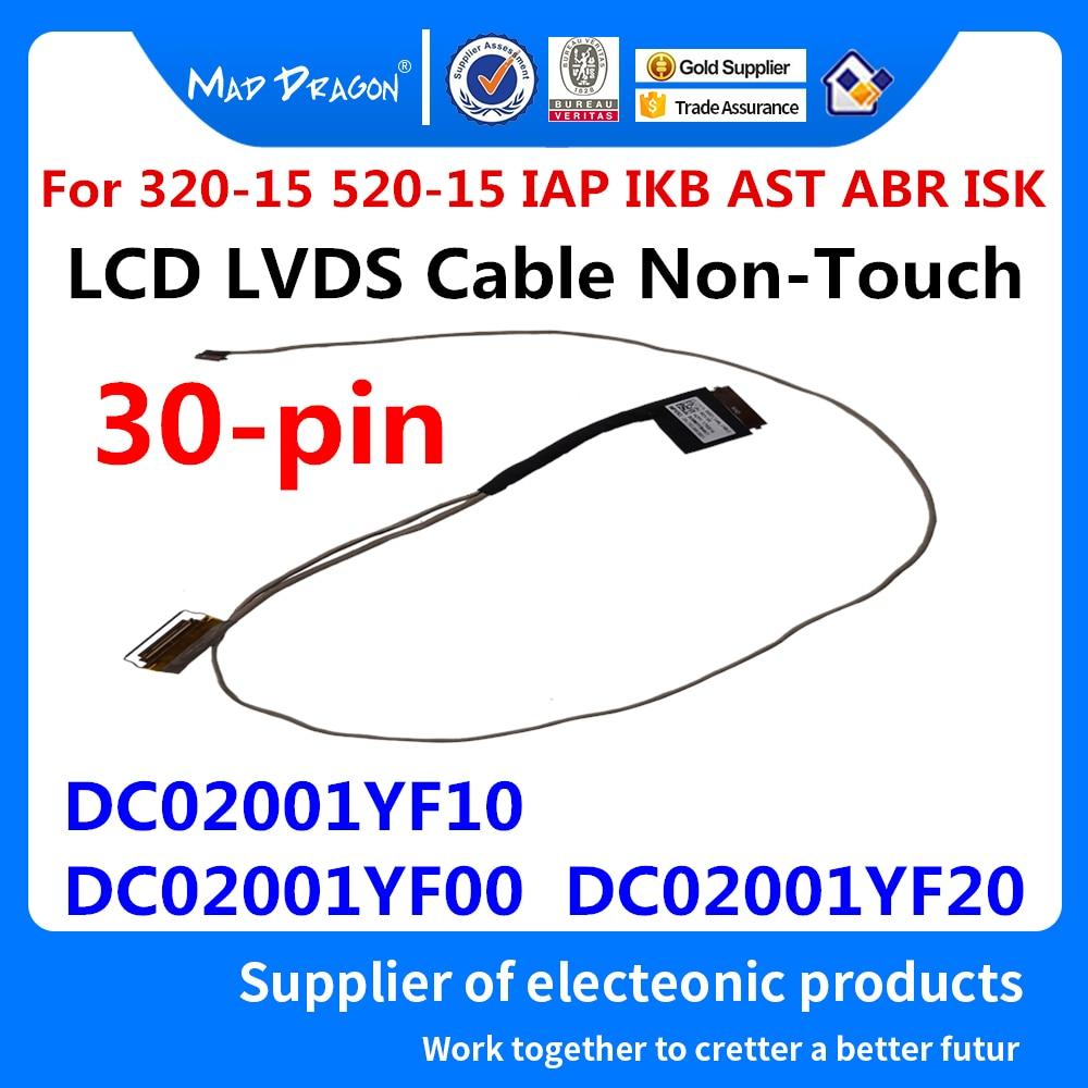 Nuevo Cable LVDS de LCD para Lenovo Yi 5000 Ideapad 320-15 520-15...