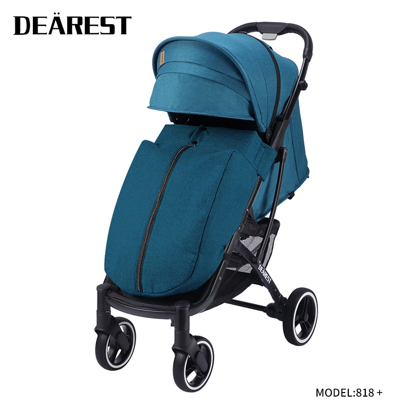 Dearest818+Baby Stroller Lightweight, Easy-to-Ride Or Lie down, with Shock Absorber of Baby Stroller