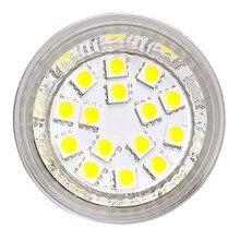 Dimmbare MR16 5050 SMD 3,5 W Spot Glühbirne 12V 24V G4 Basis Bi-Pin LED Flut glühbirne 35W Äquivalent 2 teile/los
