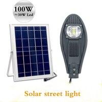 LED משולב רחוב אורות 50W 100W בהירות בית גן נוף במפעל כיכר עירונית כביש תאורה חכם אורות