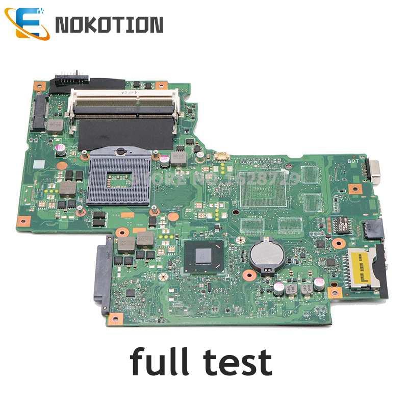 NOKOTION لينوفو IdeaPad G700 اللوحة الأم للكمبيوتر المحمول بامبي REV:2.1 HM76 USB3.0 11S90003042 DDR3 100% اختبارها
