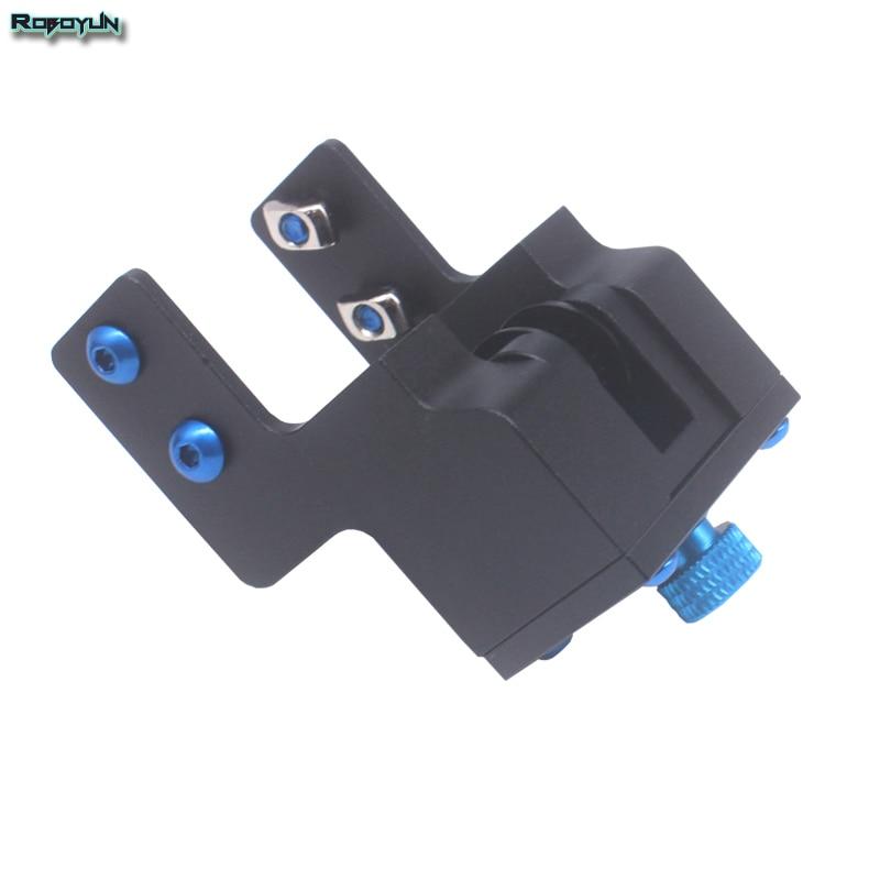 3D طابعة أجزاء الأسود جديد 4040 الشخصية Y-محور متزامن حزام تمتد تصويب الموتر ل Creality اندر 3 برو Ender-3v2