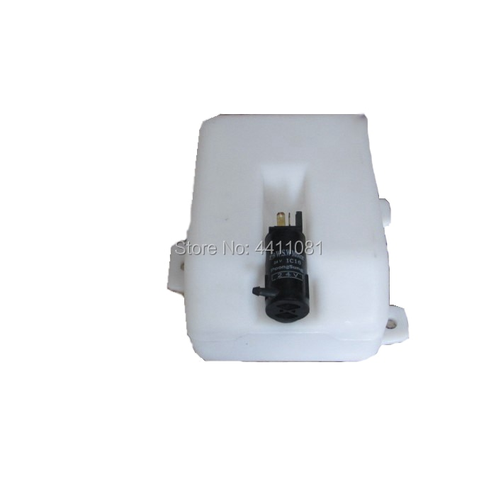 VOE 14529143 الزجاج الأمامي غسالة مضخة ل فولفو EC135B EC140 EC180B EC200B EC210B EC240B EC360 EW145B EW165B EW170 حفارة أجزاء