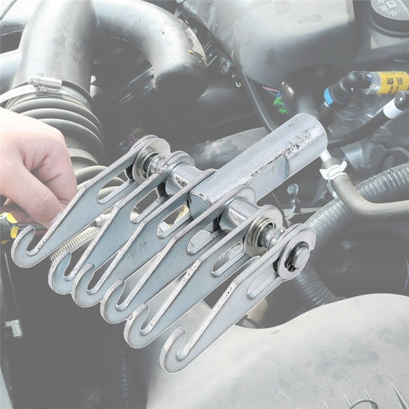 Auto Car Body 6 Finger Dent Repair Puller Claw Hook For Slide Hammer Tool Thread Car Body Repair Dent Tools